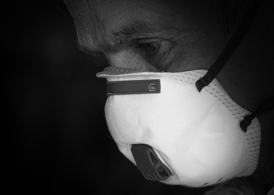 Finalmente le mascherine…