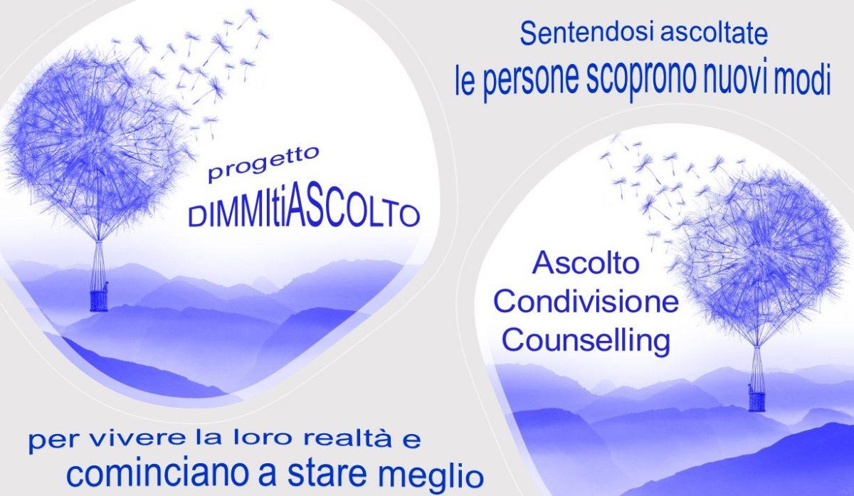 progetto DIMMItiASCOLTO